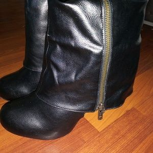 Sexy Statement Heeled Boots